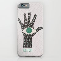 iPhone & iPod Case featuring Feel It Out by Josh Franke