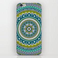 Hippie Mandala 2 iPhone & iPod Skin