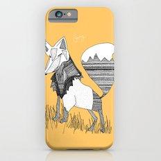 Feeling Foxy Slim Case iPhone 6s