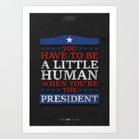 House Of Cards - Chapter… Art Print