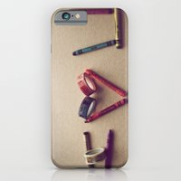 iPhone & iPod Case featuring Children Love | I Love You by Jenny Seto Photography