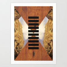 AIKO Art Print