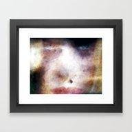 Framed Art Print featuring Moth 1 by Stephen Linhart