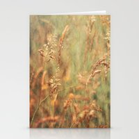 Meadow Grasses Stationery Cards