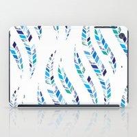 Leafy Repeat iPad Case