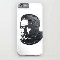 iPhone & iPod Case featuring Edward Norton by Alejandro de Antonio Fernández