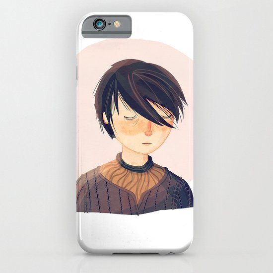 There Is Only One Thing We Say To Death iPhone & iPod Case