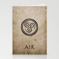 Stationery Cards featuring Avatar Last Airbender - … by Bdubzgear