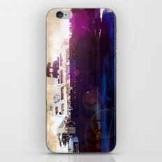 Harbour City iPhone & iPod Skin