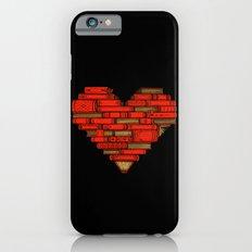 Book Love iPhone 6s Slim Case