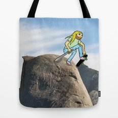 Half Dome Drop In Tote Bag
