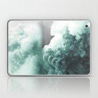 Sea Foam Explosion Laptop & iPad Skin