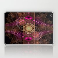 Abstract  Fractal 136    Laptop & iPad Skin