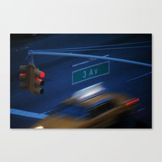 3rd Ave Canvas Print