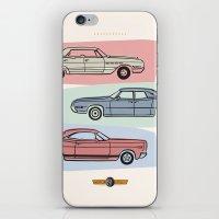 Motor Style Inc.: 60s American Heavy Metal iPhone & iPod Skin