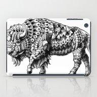 iPad Case featuring Bison by BIOWORKZ