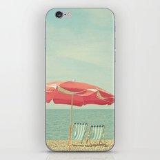 Deserted Beach iPhone & iPod Skin
