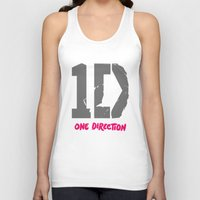 1 Direction Unisex Tank Top