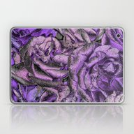 Great Garden Roses With … Laptop & iPad Skin