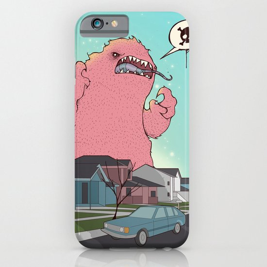 Die like the Dinosaurs iPhone & iPod Case