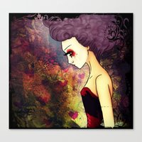 By Chance, That Memory is Bad. Canvas Print