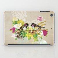 Tweet Tweet iPad Case