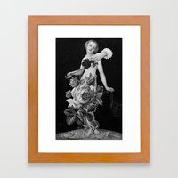 Lucrecia Framed Art Print