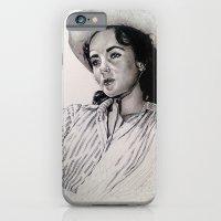 Elizabeth Taylor iPhone 6 Slim Case
