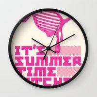 Summer Time. Wall Clock