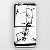 Narwals iPhone & iPod Skin