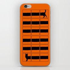 The Longcat is long iPhone & iPod Skin