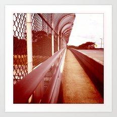 The Long Way Home Art Print