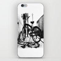 Urban cruiser iPhone & iPod Skin