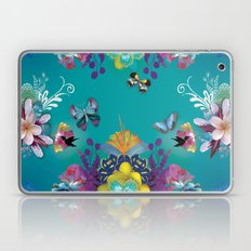 Blue Hawaii Laptop & iPad Skin