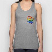 LGBT Lesbian Unisex Tank Top