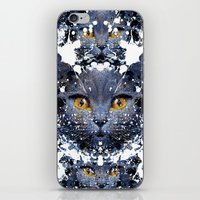 British Shorthair iPhone & iPod Skin