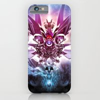 iPhone & iPod Case featuring Archangel by Andre Villanueva