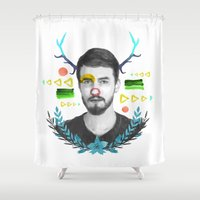 Lazo Shower Curtain