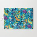 Gettin' Loose Pattern Laptop Sleeve
