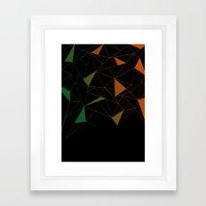 MÊMØ Framed Art Print