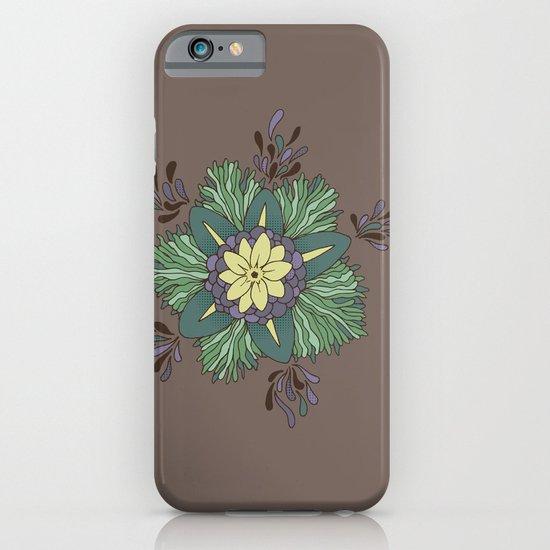 Sea Blossom iPhone & iPod Case