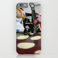 iPhone & iPod Case featuring Alice by Faith Buchanan