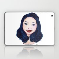 Mulberry Laptop & iPad Skin
