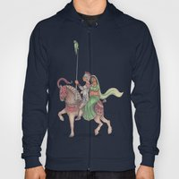 Indian Knight Hoody