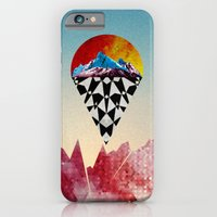 iPhone & iPod Case featuring Heads on Sticks by Tia Hank