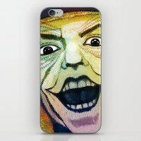Joker Old iPhone & iPod Skin