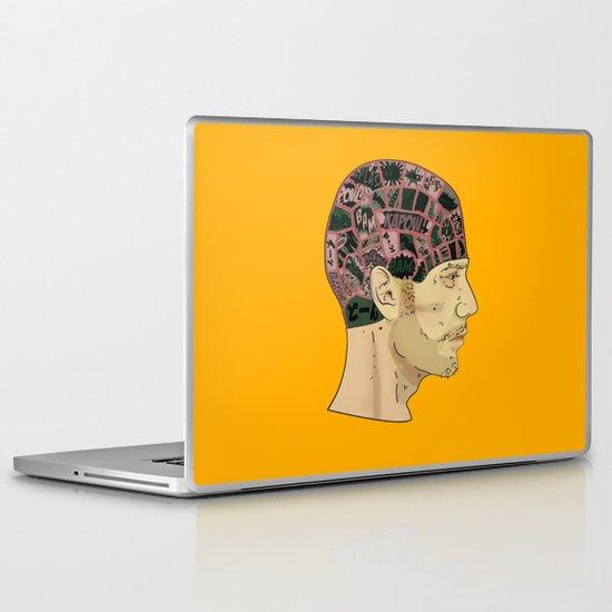 PHRENOLOGY Laptop & iPad Skin