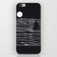 Scary monster! iPhone & iPod Skin