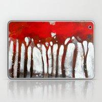 Red Trees Laptop & iPad Skin