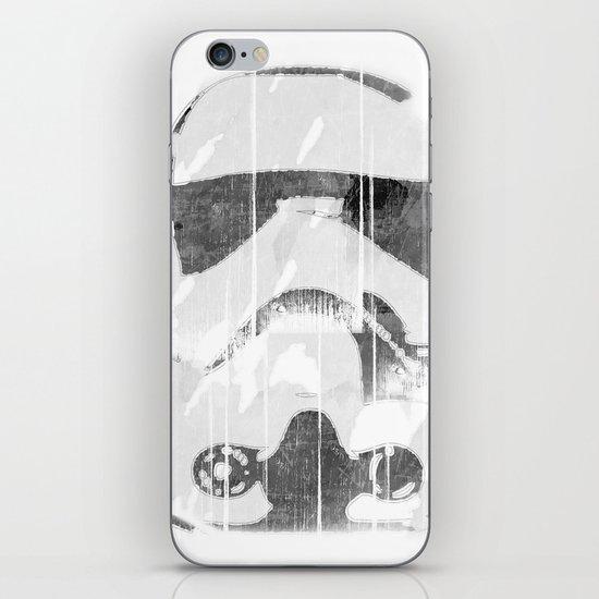 Watermark Stormtrooper iPhone & iPod Skin